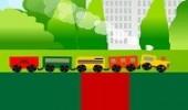 لعبة إصلاح طريق القطار