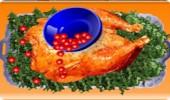 لعبة طبخ وليمة عيد الشكر