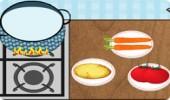 لعبة طبخ شوربة الخضار