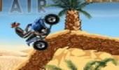 لعبة سباق الدباب الصحرواي