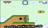 لعبة ماريو و مملكة الفطر