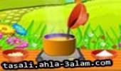 لعبة طبخ الحساء اللذيذ