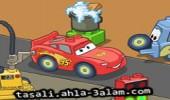 لعبة سيارات اولاد