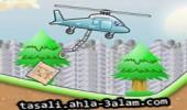 لعبة نقل المرضى بالطائرة