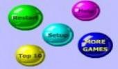 لعبة كرات ملونة