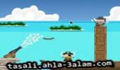 لعبة قراصنة البحر