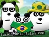 لعبة دببة الباندا في البرازيل