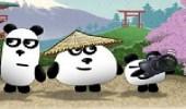 لعبة دببة الباندا في اليابان