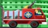 لعبة سيارة لاطفاء