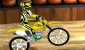 لعبة سباق الدراجة الترابية