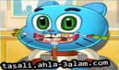 العاب تصليح اسنان غامبول