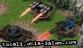 لعبة دبابات حديثة