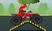 لعبة سباق الدباب أربع عجلات