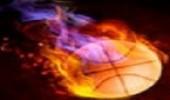 لعبة رمي كرة السلة