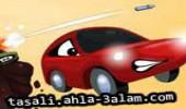 لعبة سيارات مجنونة