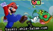 لعبة ماريو و الزومبي