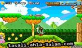 لعبة مغامرات ماريو و يوشي