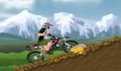 لعبة سباق دراجات الجبال الصلبة