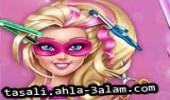 لعبة قص شعر الأميرة