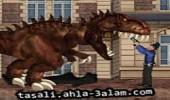 لعبة الديناصور ركس