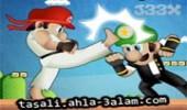 لعبة ماريو منقذ الاميرة