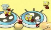 لعبة سبونج بوب تعليم الحروف
