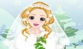 لعبة عروس عيد الميلاد