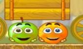 2لعبة حماية البرتقالة