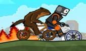 لعبة سباق بطولة الدرجات