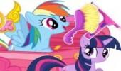 لعبة رسم غرفة الحصان