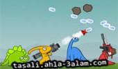 لعبة ملك الديناصورات