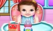 لعبة حلم رعاية الطفل