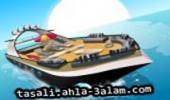 لعبة السفن
