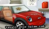 لعبة غسل سيارات
