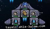 لعبة حرب الفضاء