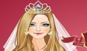 لعبة تلبيس العروسة الرقيقة