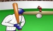 لعبة البيسبول الامريكية
