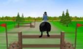 لعبة حصان القفز