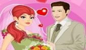 لعبة طلب الزواج من الحبيبة