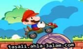 لعبة سيارات ماريو