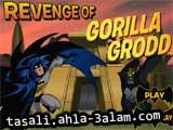 لعبة الانتقام من الغوريلا