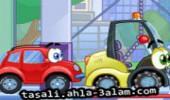 لعبة سيارة فلاش