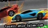 لعبة سيارات قتال بن تن